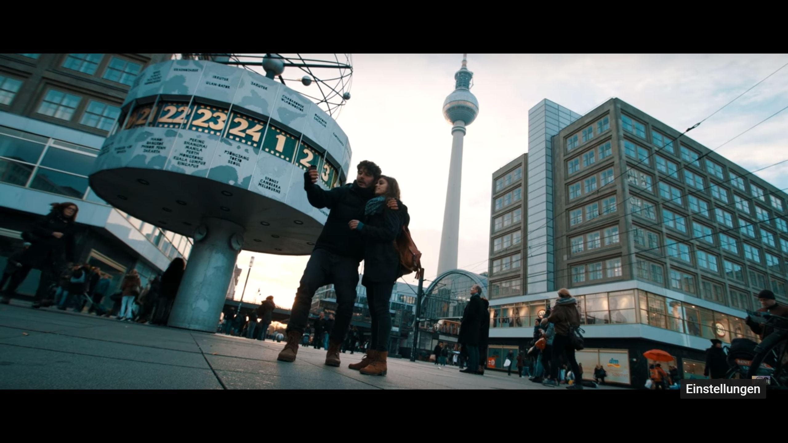 Musikvideo – Lukas Meister